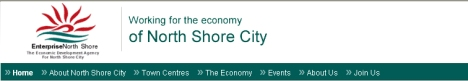 Enterprise North Shore is North Shore City's economic development agency.