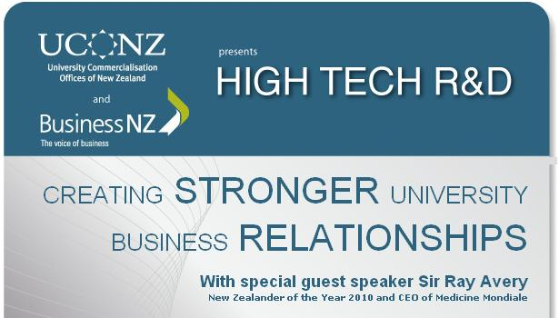 High Tech networking event